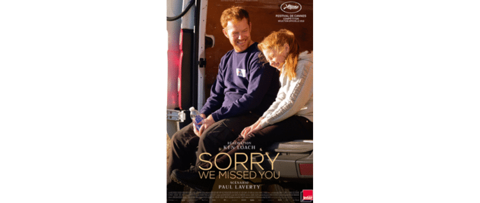 affiche film sorry we missed you