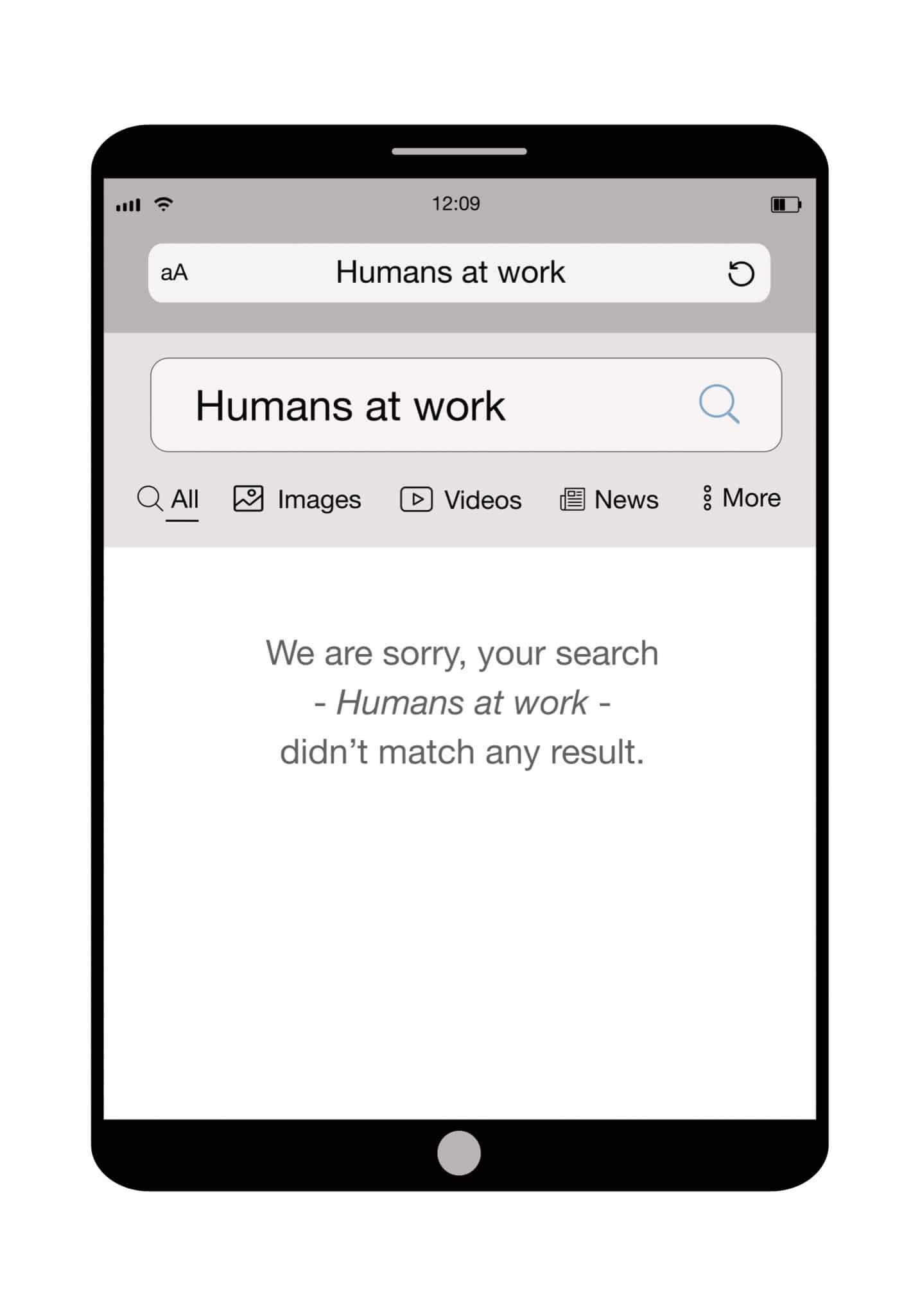 affiche posterheros - humans at work